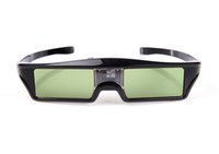Wholesale Dlp Shutter 3d - New 3D Glasses DLP Link 3D Active Shutter Glasses for All DLP Link Projector 3D Glasses