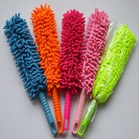 Wholesale Hair Manufacturers Yiwu - Yiwu manufacturer Shenil Shan dust dust instead of bending variety short hair feather duster