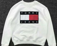 Wholesale Toms Sell - hot sell yee high quality new casual kanye hip hop street tide sweater jeans tom men women