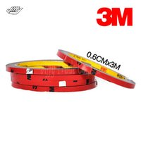 Wholesale Double Sided Body Tape - 3M Auto Acrylic Foam Double Sided Attachment Tape 6MM