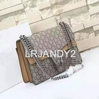 Wholesale Womens Real Leather Brown Bag - New style Brand Ladies Bag Leather Womens Handbag Luxury Brand Name Women Bag High Quality Real Leather Shoulder Bag Genuine leather bags