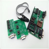 Wholesale upa usb programmer - 2017 newest tms and nec adapter with eeprom board two model and 8 soic clip for upa v1.3 usb upa 1.3 free shipping