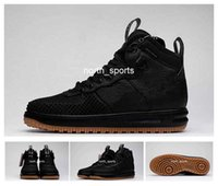 Wholesale New Fashion Fabrics - 2018 Fashion New Lunar One Duckboot Running Shoes For Men Sports Boots Outdoor High Quality Air Sneakers Eur Size 40-46