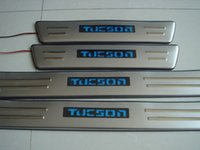 Wholesale Lamp Tucson - Replacement Parts Reflective Strips Free shipping, Modern door sill light tucson bar led lamp for tucson door sill strip tucson