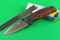 Wholesale benchmade FA13 knife Stainless Steel Mini pocket Folding Knife Pocket Cutter camping Xmas gift knife a109