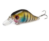 Wholesale Japan Tackle Free Shipping - 5.5cm 9g pesca crankbait hard Bait tackle artificial lures swimbait fish japan wobbler Free shipping
