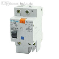 Wholesale Earth Leakage - Wholesale-AC 220V 63A One Pole Overload Protection ELCB Earth Leakage Circuit Breaker