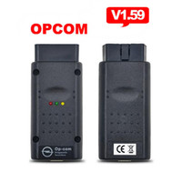 Wholesale Micro Chip Reader - OP COM OPEL V1.59 with PIC18F458 OP-COM obd2 OPCOM scanner Micro chip diagnostic v2012 more stable than v1.45 Free shipping