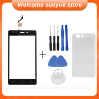 Wholesale case doogee for sale - Group buy DOOGEE X5 X5S Original Prefect Replacement Black Touch Screen Touch Panel TP For DOOGEE X5 PRO Tools Silicone case