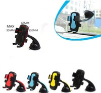 Wholesale Bluetooth Pdas - Universal 360° in Car Windscreen Dashboard Holder Mount For GPS PDA Mobile Phone Free Shipping