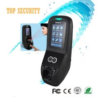 Wholesale Door Access Time Attendance - Face+Fingerprint+RFID card time attendance and door access control system TCP IP and USB communication Multibio700 iface7