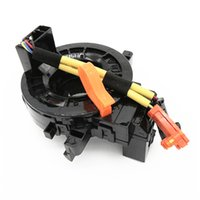 toyota spiralkabel großhandel-Neue Sub-Assy Airbag Spiral Kabel Uhr Frühling für Scion iQ xB Toyota Camry Corolla Highlander RAV4 Yaris 84306-0E010