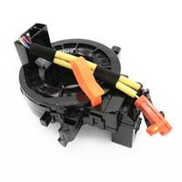 toyota spiral kablo toptan satış-Yeni Alt Assy Hava Yastığı Spiral Kablo Saat Bahar için Scion iQ xB Toyota Camry Corolla Highlander RAV4 Yaris 84306-0E010