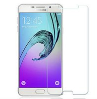 Wholesale mobile phone note3 - for Samsung note3 note4 note5 tempered glass film 0.26MM mobile phone steel film for Samsung note7 tempered film factory outlet
