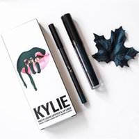Wholesale Free Coming Soon - DHL Free Shipping | Spice   Trick   Moon   Pumpkin -- The Newest 4 colors is coming soon KYLIE LIP KIT! Kylie lipstick + lipliner