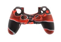Caoutchouc Souple En Silicone Pas Cher-La meilleure qualité en silicone souple gélule caoutchouc Case Skin Grip couverture pour SONY Playstation 4 PS4 CMicrosoft Xbox One Wireless Controller