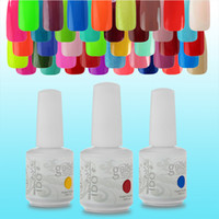 Wholesale Ido Nail Polish - Choose Any 3 Colours IDO Gelish Nail Art Soak Off UV LED Gel Nail Polish Foundation Top Coat 220 Colors