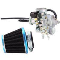 carb carburetor honda groihandel-40mm Hochleistungs-Motorrad-Vergaser Carb mit Luftfilter für Honda 3 / Engine ATC110 1979-1985 FSS_201