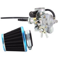 carb carburador honda venda por atacado-Carburador Carburador de 40mm de Alto Desempenho com Filtro de Ar para Honda 3 / Motor ATC110 1979-1985 FSS_201