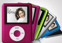 Wholesale View Reader - DHL fast 3th 1.8 inch TFT screen mini MP3 Player Fm radio with function , E-book , Photo viewing , Video Playing , Movie