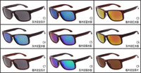 Wholesale Wholesale Grain Europe - New wood grain sunglasses Europe and the United States Design sunglasses hot sell wood sunglass outdoor sports cycling glasses W0701 wooden