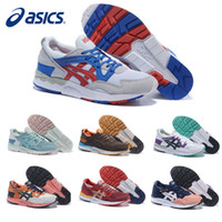 Wholesale bait boxes - Asics Shoes Men Women BAIT x ASICS Gel Saga Running Shoes 100% Original Lyte V5 Authentic Cheap Sneakers Free Shipping Size 36-44
