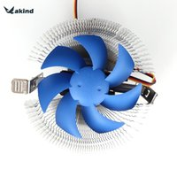 Wholesale Heatsink Fan 775 - Wholesale- New Arrivel CPU Cooler Cooling Fan Heatsink for AMD   intel 775 1155 1156