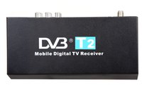 Ricevitore TV Digitale DVB-T2 Mobile TV Digitale Ricevente per auto Android DVD GPS Radio Player Stereo per auto