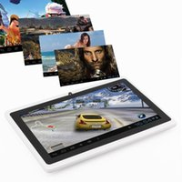 """Wholesale Mid Tablet Screens - Wholesale -Q88 4GB 7"""" Google Android 4.2 DUAL CORE Tablet PC A23 Capacitive Screen Camera MID Wifi White"""