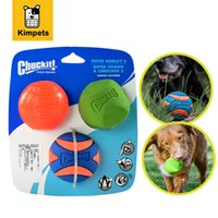 Wholesale Dispenser Cat - Dobola Cat Dog Ball Toys Soft Rubber Dog Chew Squeaker Squeaky Toys Food Dispenser Dog Toy Teeth Bite Toys New Arrival Promotion