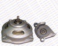 Wholesale Bell Clutch - Wholesale- 6 Tooth 25H With Cap 47CC 49CC Clutch Bell Housing Gear Box Mini Moto Pocket Bike Quad ATV Parts