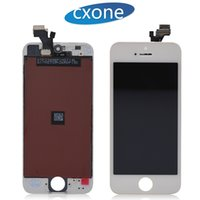 Wholesale iphone full repair - High AAA Quality For iPhone 5 5S 5C SE Touch Screen Panels Digitizer Replacement Repair Full Assembly with Frame and Free Shipping