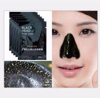 Wholesale pilaten blackhead remover resale online - Pilaten Nose Facial Blackhead Remover Mask Minerals Pore Cleanser Black Head Pore Strip for Nose Close Pore