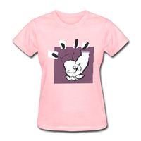 Wholesale Women Humor Shirt - 2017 Humor fashion printing womenT-shirt and short sleeve shirt hip hop young casual T-shirt S-2XL wholesale free shipping