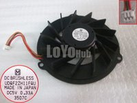 Wholesale Vaio Cpu Fan - Free Shipping For Sony For Vaio PCG-FR825P CPU Cooling Fan UDQF2ZH11FQU, DC 5V 0.33A 3-Pin