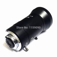apertura de la lente al por mayor-Al por mayor- F1.8 CS Aperture Focal Manual 5-100mm lente CCTV IR Iris para cámara IP CCD