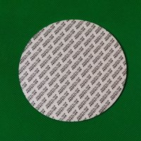 Wholesale Plastic Bottle Material - Free shipping customed size PS Washer, Septa, Self-sealing gasket for plastic bottles, sealing closure, Pressure sensitive Liner,