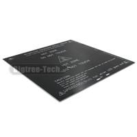 Wholesale Prusa Plate - Freeshipping MK2A 300*300*3.0mm RepRap RAMPS 1.4 PCB Aluminum Heatbed Hot Plate For Prusa & Mendel For 3D Printer MK2B