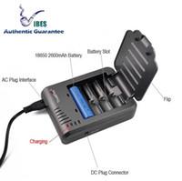 chargeur d4 achat en gros de-Trustfire TR003 18650 Chargeur de batterie rechargeable pour 4 piles PK Nitecore D4 D2 I4 I2 Chargeur pour batterie LG HG2 HE4 Samsung 25R