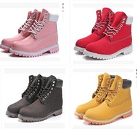Wholesale Charm Hiking - Winter men women waterproof outdoor boots brand couples genuine leather warm snow boots casual Martin boots hiking sports shoes