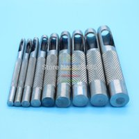 Wholesale NEW Hole Punch Leather Belt Gasket Craft Metal Rubber Tools CHISEL mm mm order lt no track