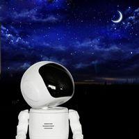Wholesale Wireless Robotic - A180 5PCS 960P Wifi Robot camara Astronauts wireless intelligent web camera home support phone APP wifi robotic surveillance AT