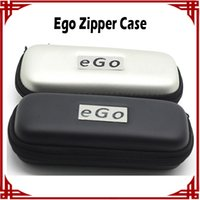 Wholesale Ego Battery Sizes - [ sp ] Ego Zipper Case for Electronic Cigarette Bag Large Middel Small Size with Ego Logo Ego Zipper Bag for ego battery in Stock