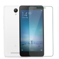 Wholesale Mobile Definition - High Definition Tempered Glass Screen Protector for Xiaomi Redmi 3 Protective Glass Film For Xiaomi Mobile Phone Anti-scratch