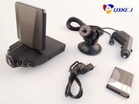 Wholesale Rearview Systems - 2017 hot selling 2.5'' Car Dash cams Car DVR recorder camera system black box H198 night version Video Recorder dash Camera 6 IR LED