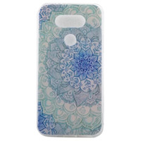 Wholesale Tribal Silicone - Case for LG G5 V10 Mandala Soft TPU Case Flower Silicone GEL Clear Pen Be Happy Tribal Dreamcatcher Butterfly For LG K10 K7