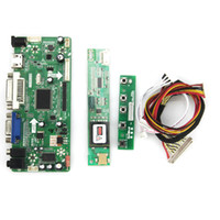 Wholesale Audio Controller Driver - Wholesale-LCD LED Controller Driver Board M.NT68676 (HDMI+VGA+DVI+Audio) 1440*900 for LTN170WX-L05 LP171W01