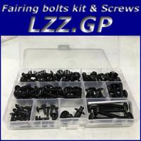 2009 2010 2011 Yamaha YZF-R1 YZF R1 Complete Fairing Bolt Kit Screws For YZF R1