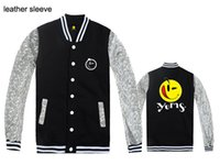 Wholesale Mens Clothing Retail - wholesale retail 2016 mens hiphop clothing Baseball jacket coat outerwear fashion brand ymcmb diamond supply co free shipping