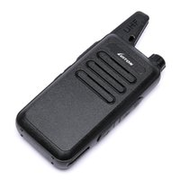 Hot Sale Mini Walkie Talkie LT-316 400-470MHz UHF 16CH Radio bidirectionnelle portable
